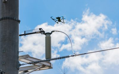 Skynetwest and Navopache Electric Cooperative Partner for Electrical Grid Inspections with UAS